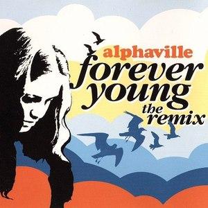 Alphaville альбом Forever Young (Australien Version)