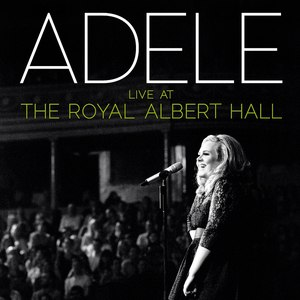 Adele альбом Live At The Royal Albert Hall