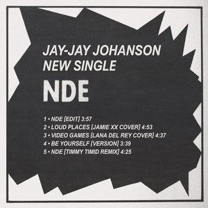 Jay-Jay Johanson альбом NDE EP