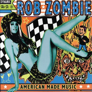 Rob Zombie альбом American Made Music