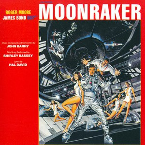 John Barry альбом Moonraker