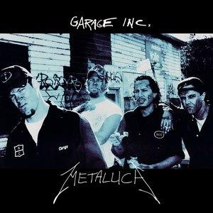 Metallica альбом Garage, Inc.
