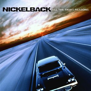 Nickelback альбом All The Right Reasons (Walmart version)