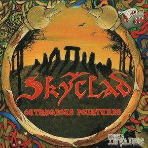 Skyclad альбом Outrageous Fourtunes