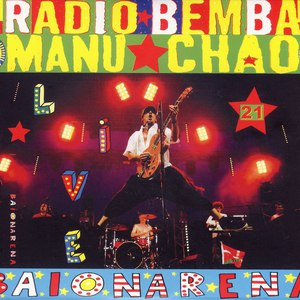 Manu Chao альбом Baionarena