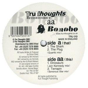 Bonobo альбом The Shark