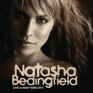 Natasha Bedingfield альбом Live In New York City