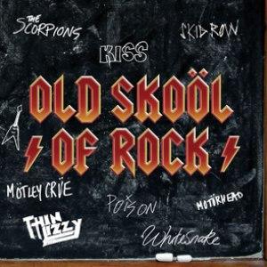 Various Artists альбом Old Skool Of Rock