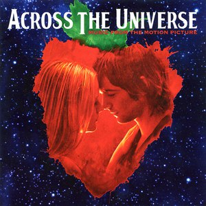 Various Artists альбом Across the Universe