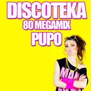 Pupo альбом Discoteka 80 Megamix