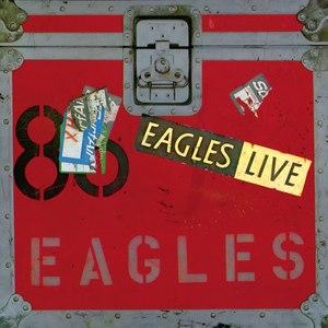 EAGLES альбом Eagles Live