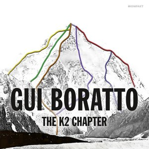 Gui Boratto альбом The K2 Chapter