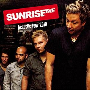 Sunrise Avenue альбом Acoustic Tour 2010