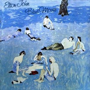 Elton John альбом Blue Moves