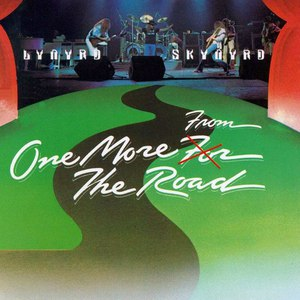 Lynyrd Skynyrd альбом One More From The Road