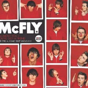 McFly альбом All About You/You've Got A Friend