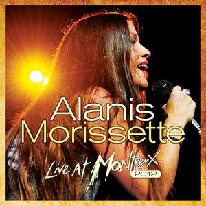 Alanis Morissette альбом Live At Montreux 2012