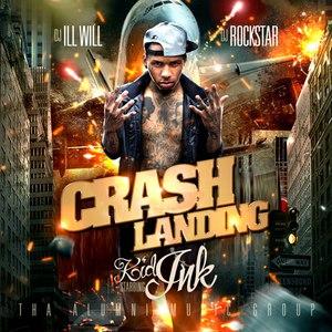 Kid Ink альбом Crash Landing