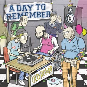 A Day To Remember альбом Old Record