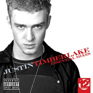"Justin Timberlake альбом 12"" Masters - The Essential Mixes"