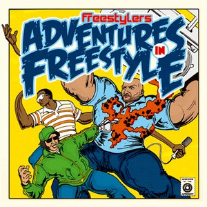 Freestylers альбом Adventures In Freestyle