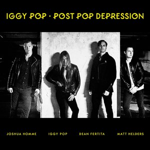 Iggy Pop альбом Post Pop Depression