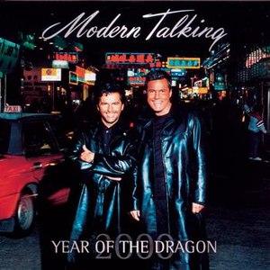 Modern Talking альбом 2000 - Year Of The Dragon