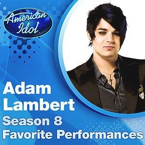 Adam Lambert альбом Season 8 Favorite Performances