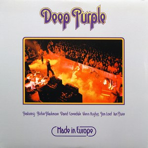 Deep Purple альбом Made In Europe