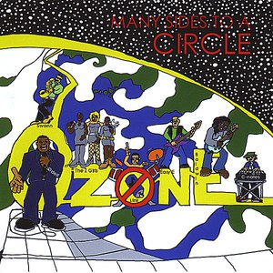 Ozone альбом Many Sides to the Circle