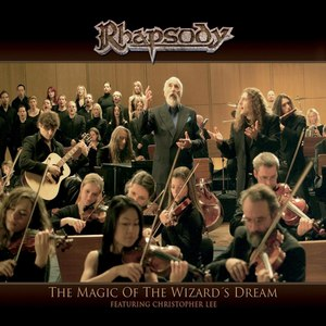 Rhapsody альбом The Magic of the Wizard's Dream - EP (feat. Christopher Lee)