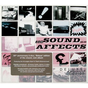 The Jam альбом Sound Affects (Deluxe Edition)