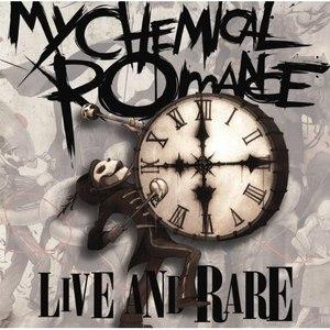 My Chemical Romance альбом Live & Rare