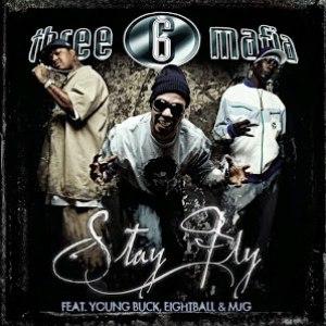 Three 6 Mafia альбом Stay Fly (4 Pack)