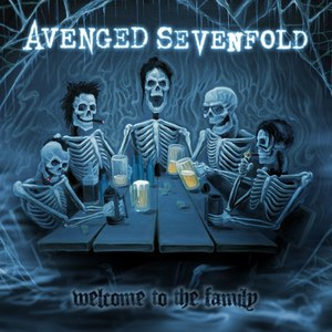 Avenged Sevenfold альбом Welcome To The Family