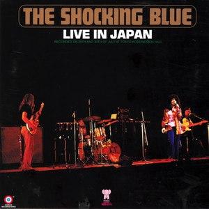 Shocking Blue альбом Live in Japan