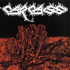 Carcass альбом Flesh Ripping Symphony