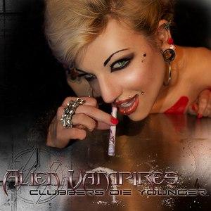 Alien Vampires альбом Clubbers Die Younger