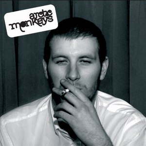 Arctic Monkeys альбом Whatever People Say I Am, That's What I'm Not