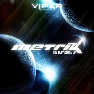 Metrik альбом The Departure EP