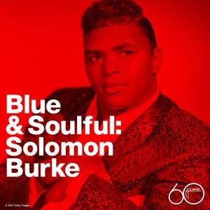 Solomon Burke альбом Blue And Soulful