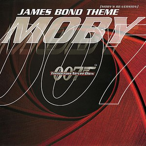 Moby альбом James Bond Theme (Moby's Re-Version) EP