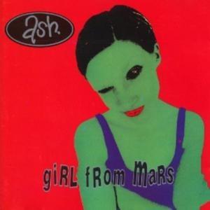 Ash альбом Girl From Mars