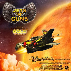 Machinae Supremacy альбом Jets'n'Guns Gold OST