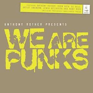 Anthony Rother альбом We Are Punks