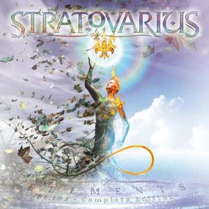 Stratovarius альбом Elements, Pt. 1 & 2 (Complete Edition)