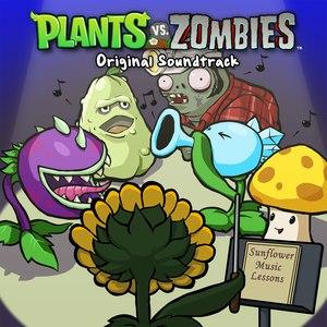 Laura Shigihara альбом Plants vs. Zombies Original Soundtrack