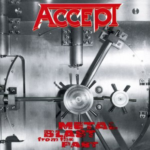 Accept альбом Metal Blast From the Past