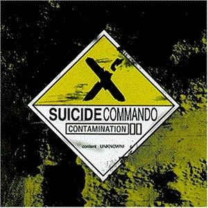 Suicide Commando альбом Contamination