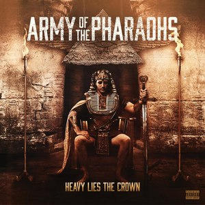 Army of the Pharaohs альбом Heavy Lies the Crown